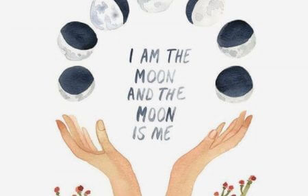 O eclipse lunar de hoje dá-nos a oportunidade de manifestar alguns aspectos da nossa vida.